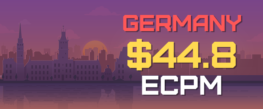 Top in Dating this week: Germany!