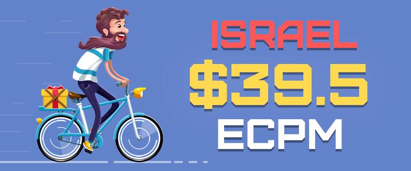 Top Mainstream Smartlink: Israel